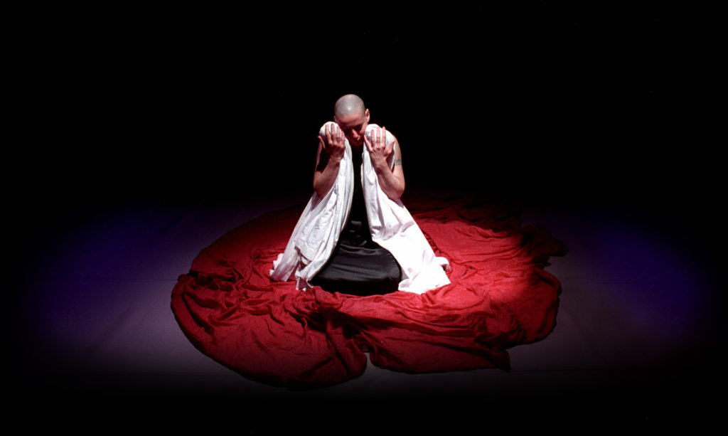 Visually and emotionally stunning theatre. ***** The Cyprus Mail